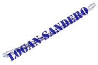 Шланг тормозной задний Логан / Сандеро / Ларгус ASAM