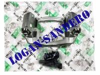 Скоба тормозного суппорта в сборе Логан / Сандеро (невентилируемый диск) GROG