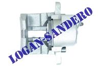 Суппорт тормозной левый для невентилируемого тормозного диска Логан / Сандеро ASAM