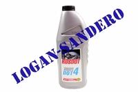 Тормозная жидкость ROSDOT 4 455мл