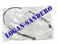 Трос газа 1.4-1.6 8V Логан / Сандеро / Ларгус