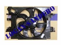 Вентилятор охлаждения для а/м c кондиционером Логан II / Сандеро II / XRAY VESTA