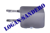 Заглушка крюка переднего бампера Рено Сандеро