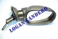 Зеркало правое механика малое Рено Логан до 2010 г.в.